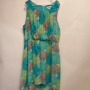 Olivia Matthew Dress Size 24W Sleeveless
